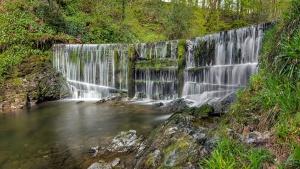 Stock Ghyll Weir