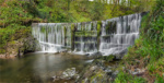 Stock Ghyll Weir