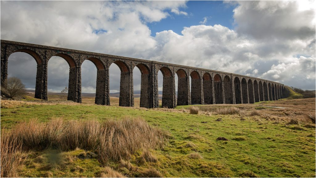 Ribblehead Viaduct from the South