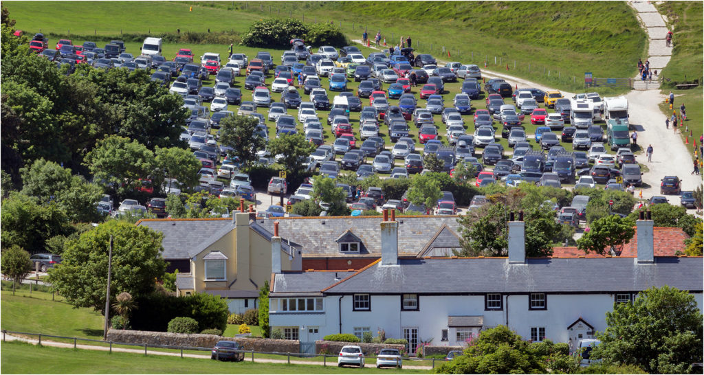 Lulworth Cove Car Park