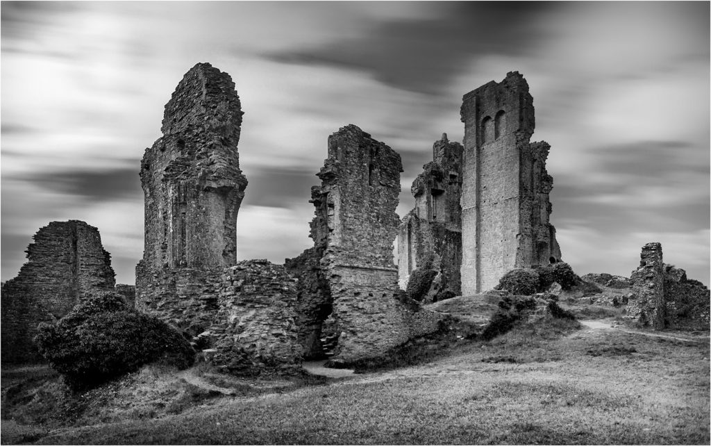 Corfe Castle Mono