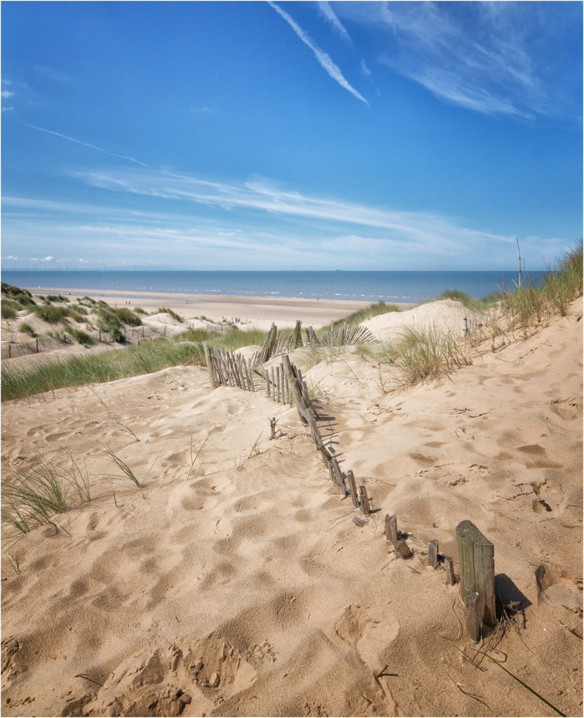 Formby Sand Dunes