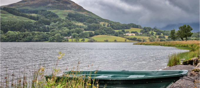 Loweswater and Low Fell