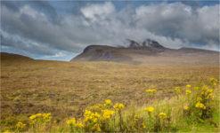 Cul Beag from near Knockan Crag