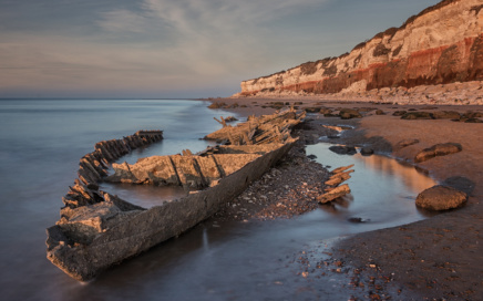 The Sheraton And Hunstanton Cliffs