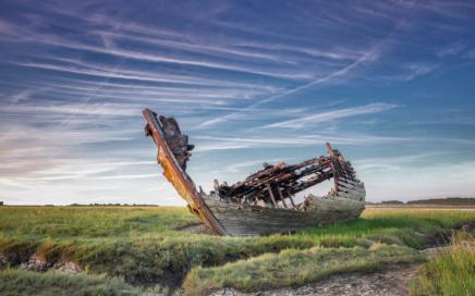 Fleetwood Wrecks  - The Clarain FD119